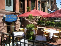 One of our favorite French restaurants, La Voile in Boston