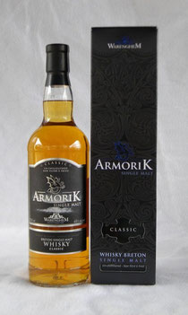 French Single Malt Whisky for all occasions - Armorik
