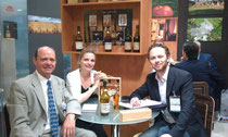 Heavenly Spirits goes to VinExpo 2011