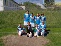 Die Eintracht-Mannschaft !!!