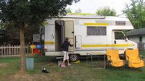 Stellplatz Camp Slapic