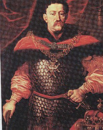 Polens König Jan III Sobieski