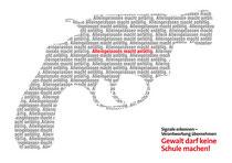 Gewalt darf keine Schule machen