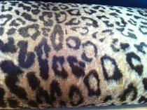 "Kunstfell ""Leopard"""