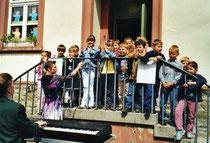 Kinderchor 2003