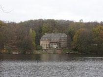 Blick auf das Haus am Tornowsee