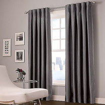 Designers' Select Maximus Inverted Pleat Window Curtain Panels lined Drapery King Toronto 416 783 7373