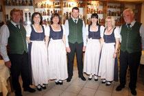 Kleingruppe Singkreis Frauenstein