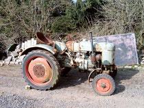 Fendt Dieselross F17 W, 18 PS, Bj. 195?