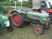 Fendt Farmer 2, 34 PS, Bj. 1961