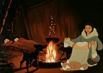 En la Yaranga arde el fuego