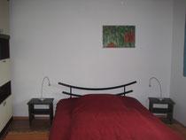 Schlafzimmer im Zwischengeschoss