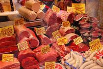 Fleisch zur Vorbeugung von Eisenmangel