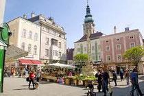 Herrenplatz in St. Pölten