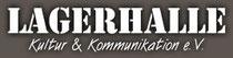 Logo der Lagerhalle Kultur und und Kommunikation e. V.