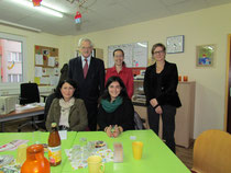 Egon Jüttner, Rebekka Schmitt-Illert, Karin Heinelt, Nazan Kapan, Alev Bahadir
