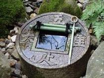 写真:龍安寺つくばい
