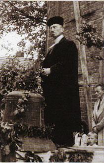 Pfarrer August Mascher