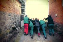 Gemeinsam schaffen wir es LEB QuitzoW/ Bauwagenfrauen/ Landhaus Bresch