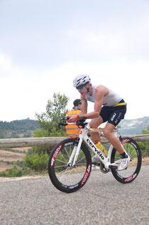 Eine schwierige Radstrecke - genau nach meinem Geschmack