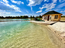 Création de deux lacs et d'une berlinoise