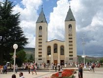 St. Jakobus Kirche, Medjugorje