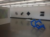 Ein Kunstgegenstand im Museum