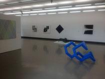 Kunstgegenstände in einem Museum