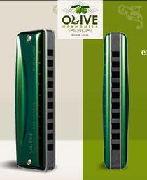 harmonica suzuki Olive