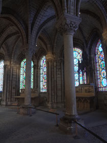Basilique St Denis (Source : Laure Trannoy)