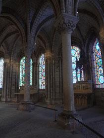 Basilique St Denis (Source : Laure Trannoy)