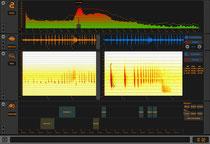 Schermata di Soundchaser