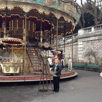 The Carousel, Montmartre