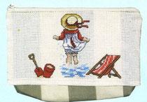 Cross Stitch Bag
