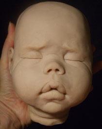 Ooak Baby Kopf reborn