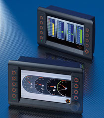 "7"" Console ifm CR1081"