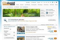 onlinebuchung auf edomizil