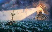 """""""Non esiste vento favorevole per il marinaio che non sa dove andare.""""  (Seneca)"""