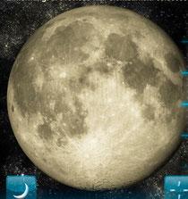 vom App: Live Moon