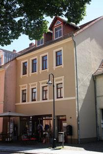 Unser Haus am Marktplatz