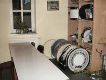 Rhythmusübungsraum