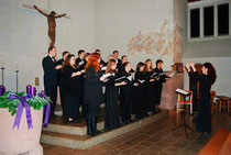 Geistliche Abendmusik, JBC Karlstein