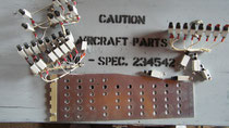 circuit breaker assembly panel