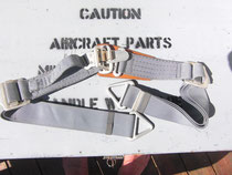 aircraft seat seat harness