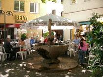 Erbsenbrunnen, Altstadt Bad Cannstatt