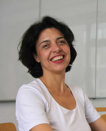 Petra Weber, Inhaberin des Coachingzentrums Heidelberg