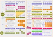 Kalkulationsschema für die Verkaufspreisbildung