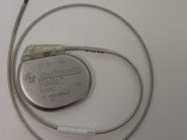 Herzschrittmacher mit Elektrode