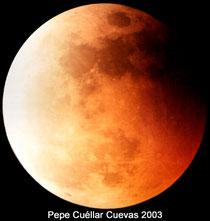 Eclipse lunar del 2003