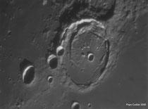 Acercamiento cráter Posidonius